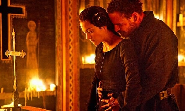 Macbeth Review Fassbender And Cotillard Full Of Sound And