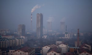 Welcome To Baoding China S Most Polluted City Cities The Guardian