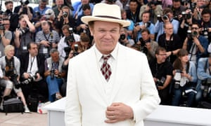 John C Reilly at the Cannes photocall for Matteo Garrone's Tale of Tales.