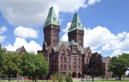 The Richardson Olmsted Complex is in one of Buffalo iconic buildings.
