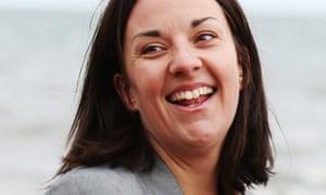 Scottish Labour's deputy leader, Kezia Dugdale.