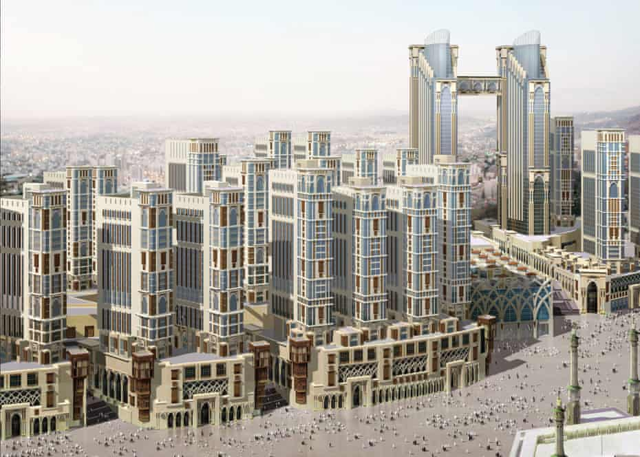 Jabal Omar development