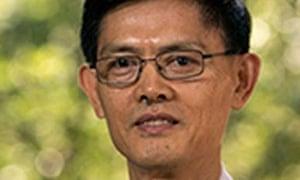 Xi Xiaoxing of Temple University