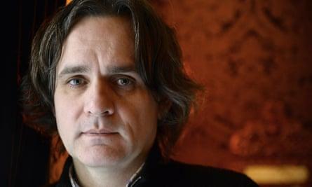 Charlie Hebdo editor Laurent Sourisseau, nicknamed Riss