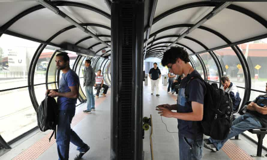 Despite the BRT's success, the city has made initial plans for the creation of a subway system