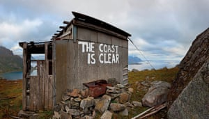 The Coast is Clear by artist, Dolk from Street Messages.