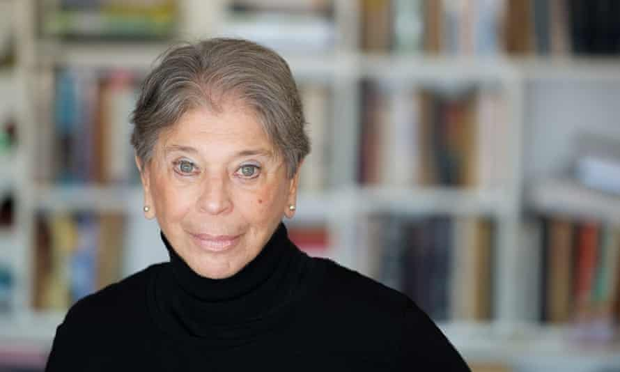 The writer Vivian Gornick at home.