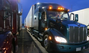 night trucking
