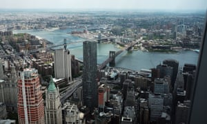Manhattan and Brooklyn from One World Trade Center