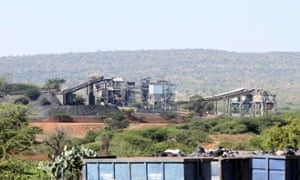 Zululand anthracite colliery