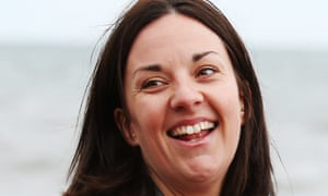 'I have made it clear to colleagues that if elected leader I plan to do the job for many years to come,' said Kezia Dugdale.