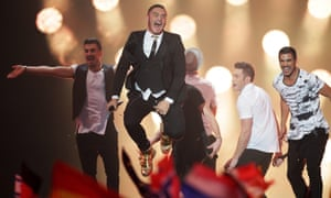 Nadav Guedj achieves lift off for Israel with 'Golden Boy'