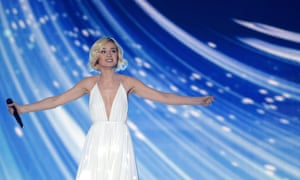 Polina Gagarina from Russia sings 'A Million Voices'