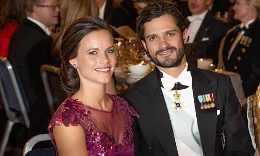 Sofia Hellqvist Prince Carl Philip Sweden