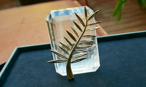 Palme cor! The Palme d'Or award