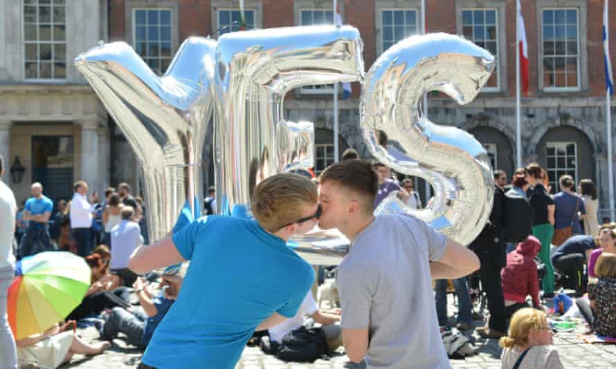 After Ireland's resounding yes to same-sex marriage, Northern Ireland faces pressure from campaigners to follow suit.