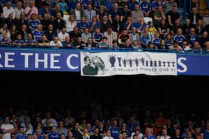 Droga isn't the only Chelsea legend mentioned in despatches from the terraces.  Petr Čech could well be on his way out of Stamford Bridge as he seeks to play regular first team football