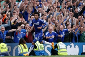 Two goals from Loic Remy, in the 70th and 88th minutes, turns Chelsea's pressure into three points and a winning end to the season