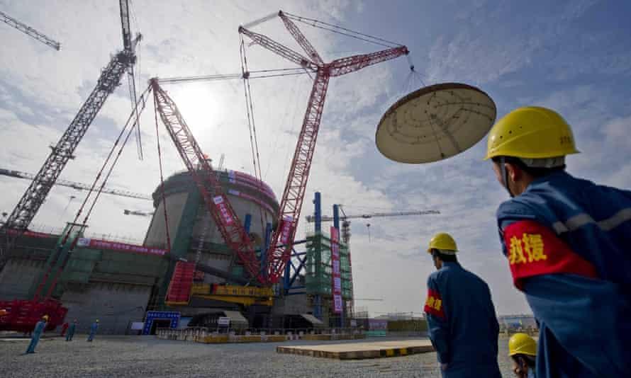 Changjiang nuclear power plant