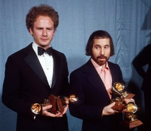 Art Garfunkel and Paul Simon