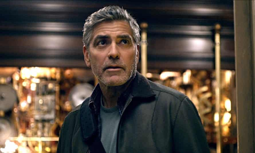 Yesterday's man? ... George Clooney in Tomorrowland.