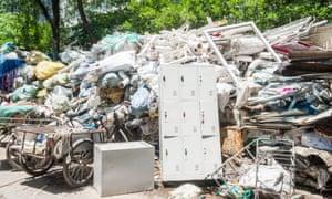 China waste reycling