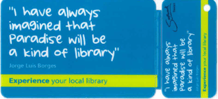 Southwark library card