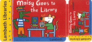 Lambeth library card