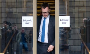 Andy Coulson is standing trial in Edinburgh on perjury charges.