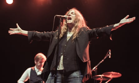 Patti Smith performs at L'Olympia on November 22, 2011 in Paris, France.