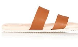 Adam Lippes sliders, £385, Net-a-porter