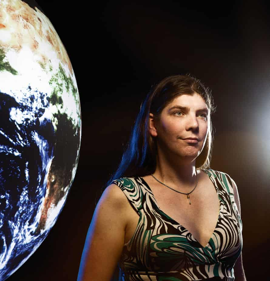 Mars: Alison Rigby