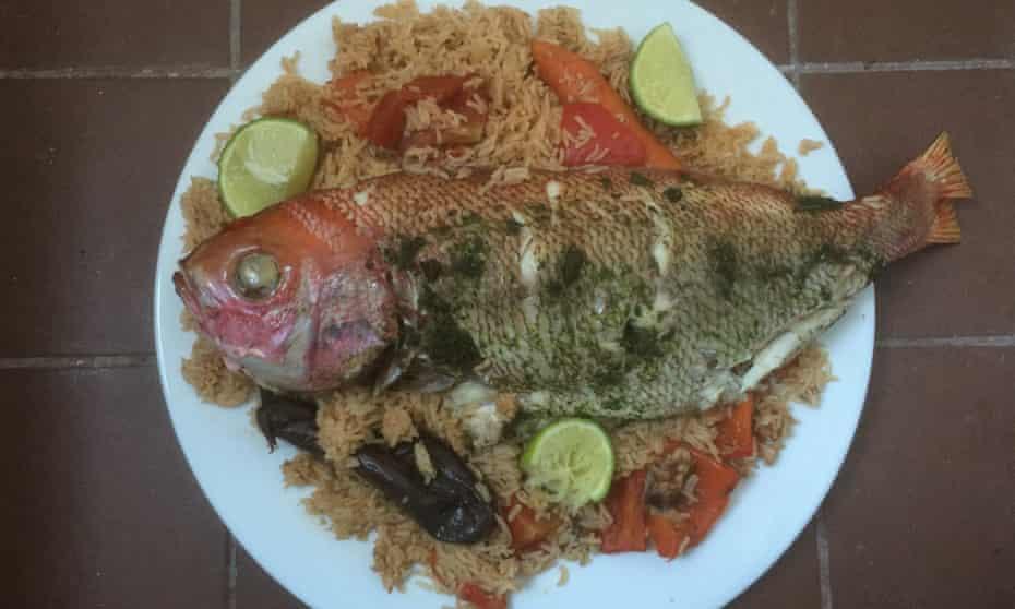 Senegal fish