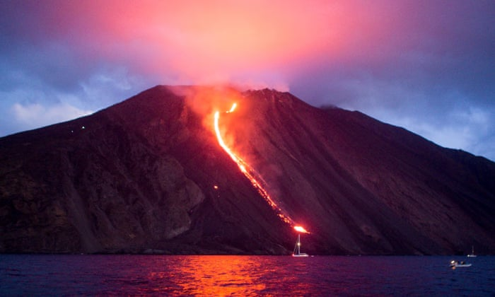 Top Active Volcanoes To See Up Close Travel The Guardian - 10 geological hotspots to visit in new zealand