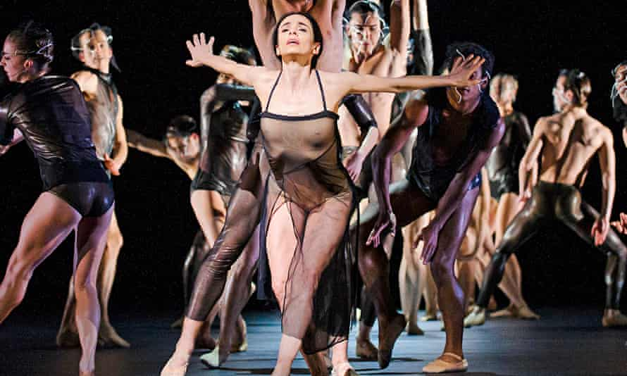Alessandra Ferri in Woolf Works at the Royal Opera House