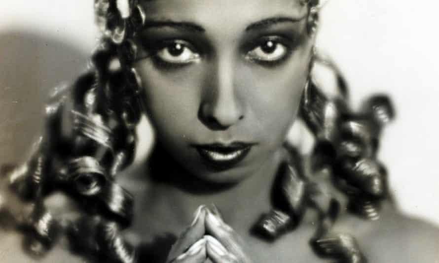 Josephine Baker, circa 1930.