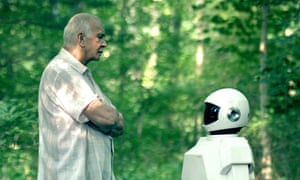 A still from the film Robot & Frank