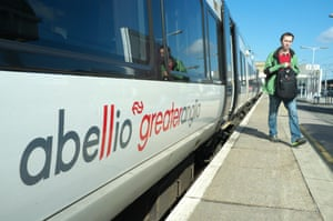 Some services currently operated by Abellio Greater Anglia will become part of the Overground network.