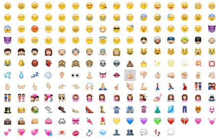How much can we really say with emojis?