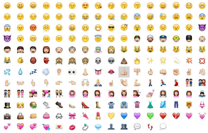 Emoji Is Dragging Us Back To The Dark Ages And All We Can Do Is