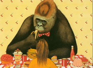 Gorilla by Anthony Browne.