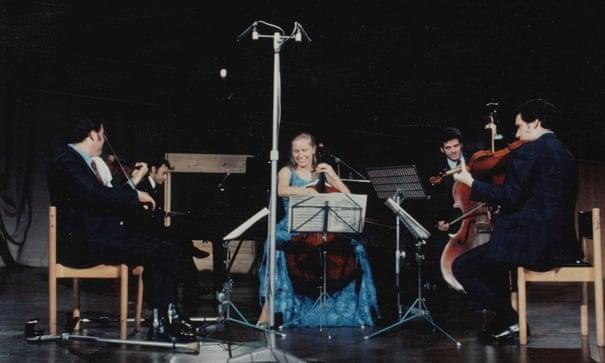 Barenboim - A free and uninhibited spirit | Music | The Guardian