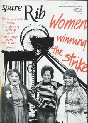 October 1984 Women winning the strike Issue 147