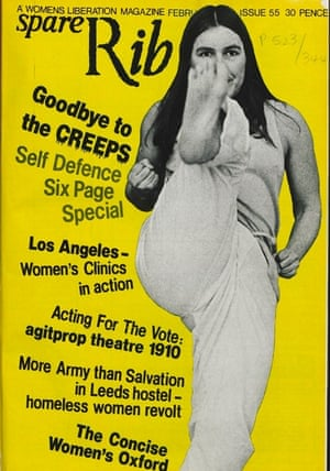 February 1977 karate woman issue 55