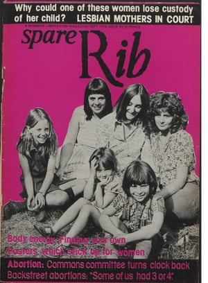 September 1976 lesbian mothers in court Issue 50