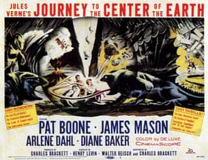 Journey to the Centre of the Earth, 1959