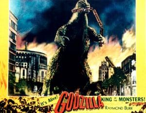 Godzilla, 1954