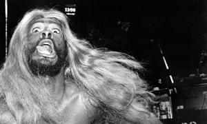 George Clinton … Keeping the freak flag flying in the 1970s.