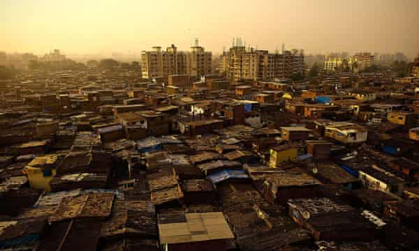 Mumbai's Dharavi is Asia's largest slum and home to up to 1 million people.