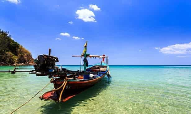 Banana Beach, Phuket's best-kept secret.